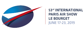 Visit us at Paris Airshow, June 17-23, 2019 Hall 2B - Booth E 28