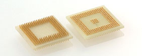 1.27 mm grid, Interconnect pin surface mount