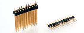 2.54 mm, Straight solder tail, Pin Ø 0.47 mm